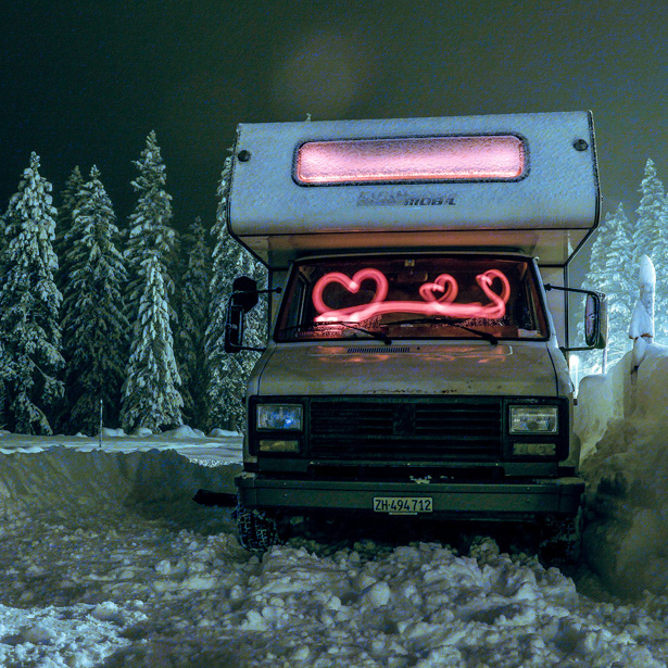 スイスを旅するThogor
