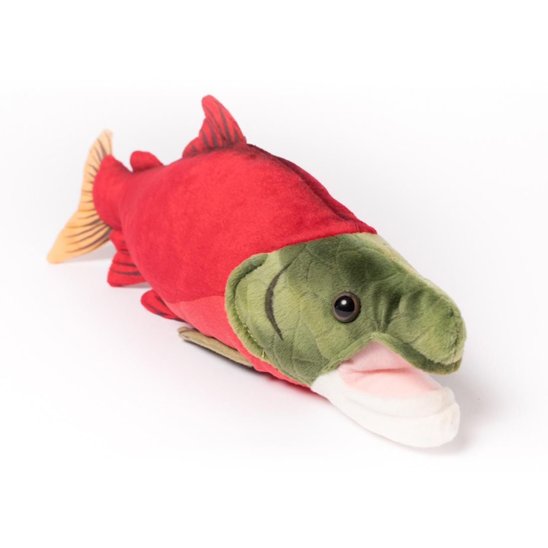 Cabin Critters – Sockeye Salmon | ベニザケ