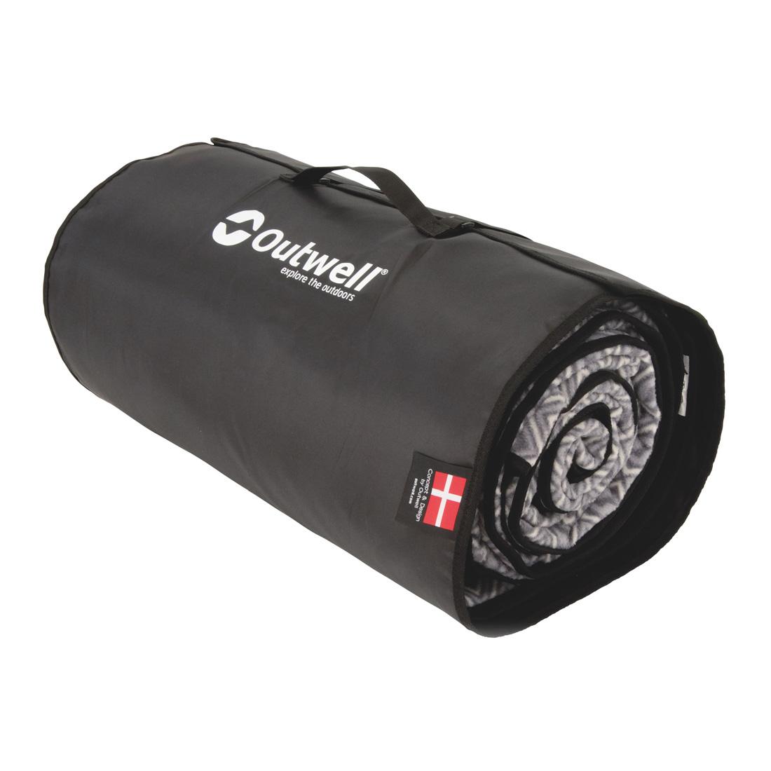 Outwell® TOMCAT 5SA専用 3レイヤーカーペット