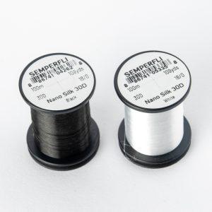 Semperfli – ナノシルク 18/0 ウルトラファインGSPスレッド 100m