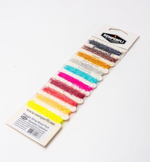 Semperfli – マルチカード:ストラグルストリング10色セット
