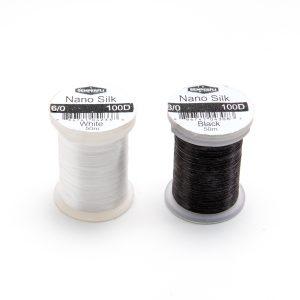 Semperfli – ナノシルク 6/0 プレデターGSPスレッド 50m (旧品・在庫限り)