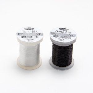 Semperfli – ナノシルク 12/0 ファインGSPスレッド 50m (旧品・在庫限り)