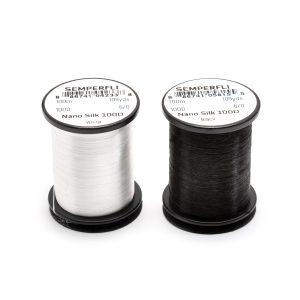 Semperfli – ナノシルク 6/0 プレデターGSPスレッド 100M
